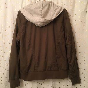 torrid Jackets & Coats - Torrid layered bomber jacket